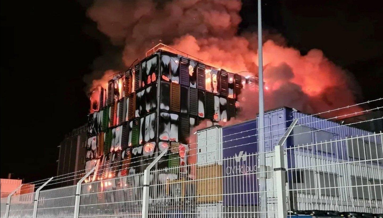 Incendio servidores OVH